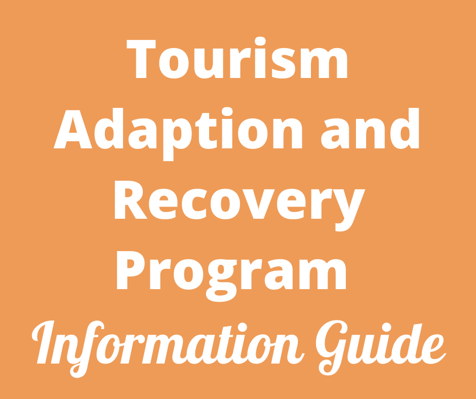 Tourism Adaption and Recovery Information Guide