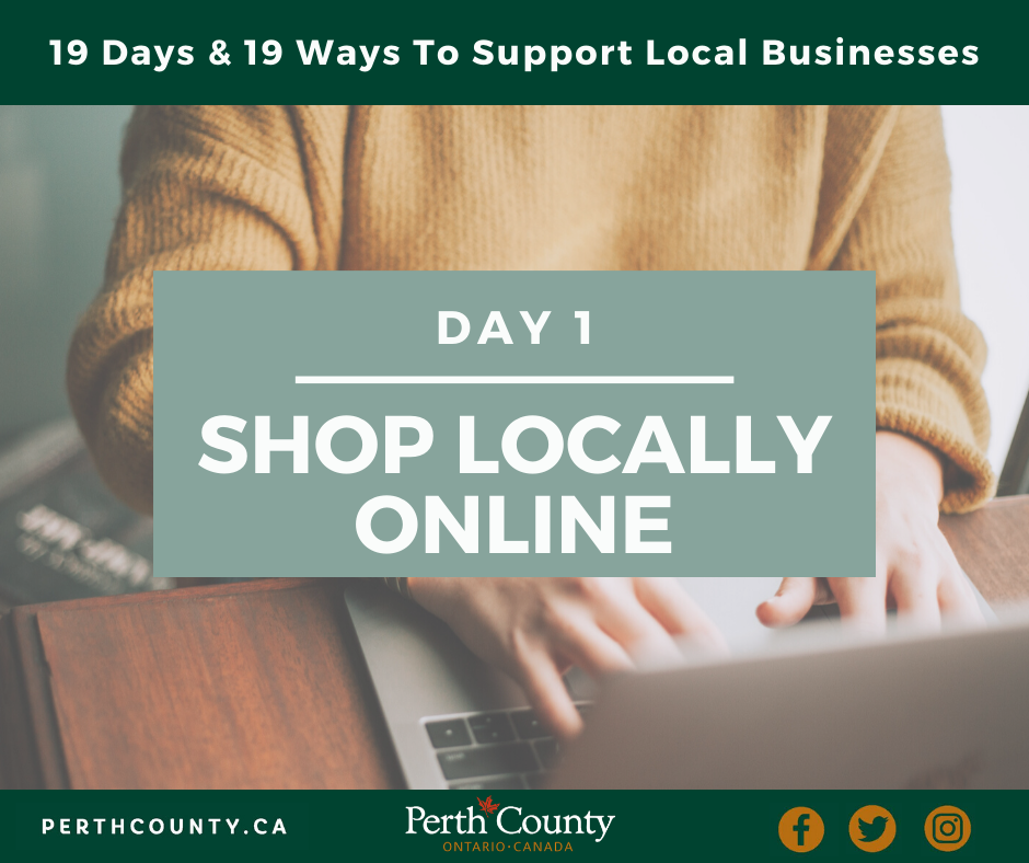 Shop Locally Online