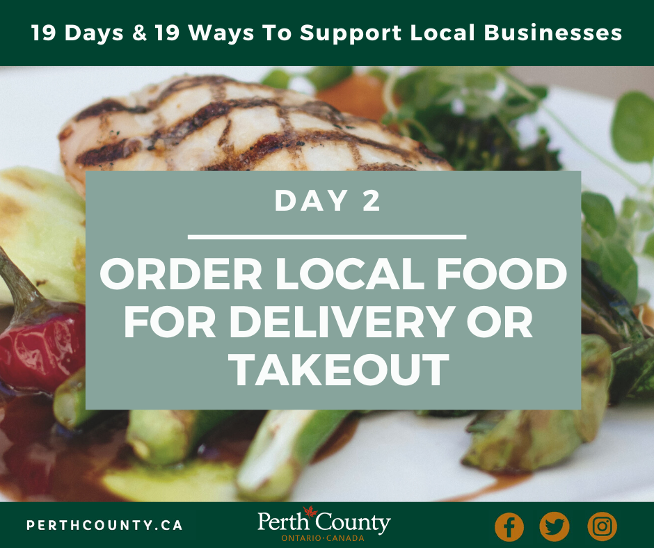 Order Local Food For Delivery & Takeout