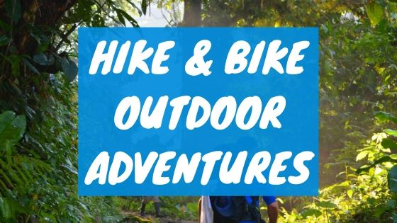hike & bike outdoor adventure