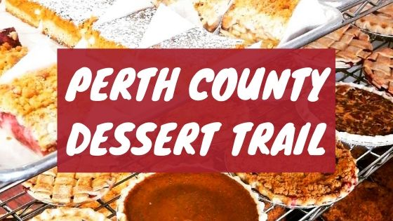 Perth County dessert trail