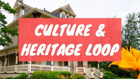 culture and heritage loop
