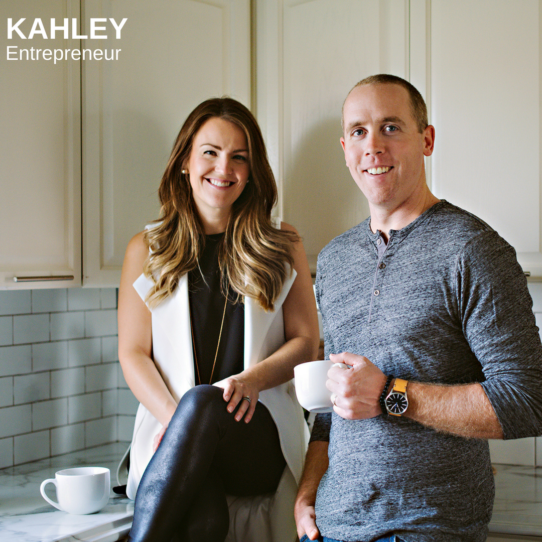 Kahley, Entrepreneur Profile