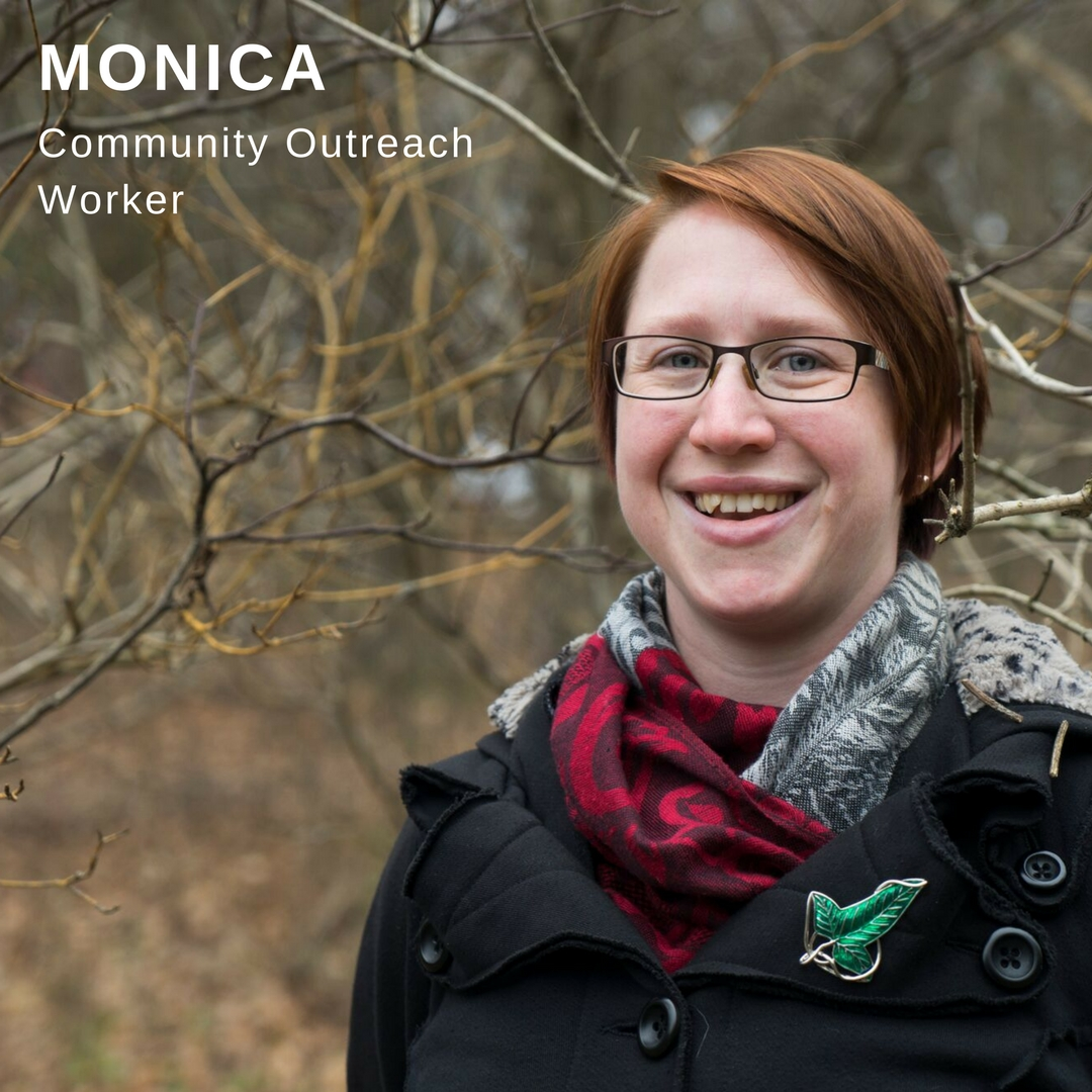 Monica Community Outreach Worker Profile Poster Link