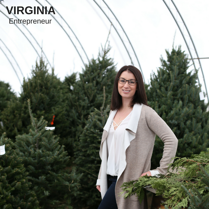 Virginia, Entrepreneur Profile