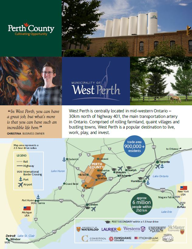 West Perth At A Glance