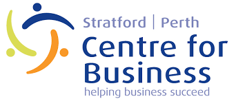 Stratford Perth Centre for Business Logo