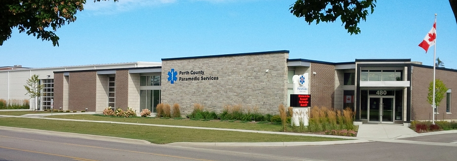 Paramedic Services Headquarters